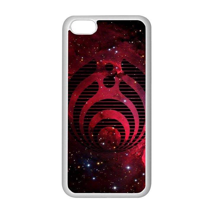 Bassnectar Galaxy Nebula Apple iPhone 5C Seamless Case (White)
