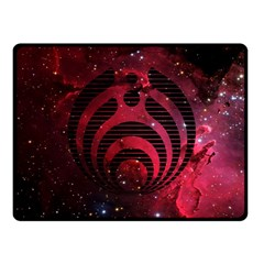 Bassnectar Galaxy Nebula Double Sided Fleece Blanket (Small)
