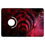 Bassnectar Galaxy Nebula Kindle Fire HDX Flip 360 Case Front