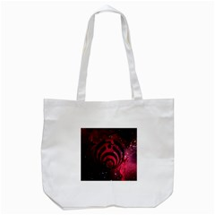 Bassnectar Galaxy Nebula Tote Bag (White)