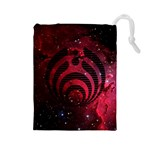 Bassnectar Galaxy Nebula Drawstring Pouches (Large)  Front