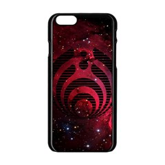 Bassnectar Galaxy Nebula Apple iPhone 6/6S Black Enamel Case
