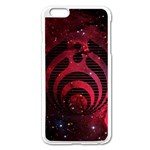 Bassnectar Galaxy Nebula Apple iPhone 6 Plus/6S Plus Enamel White Case Front