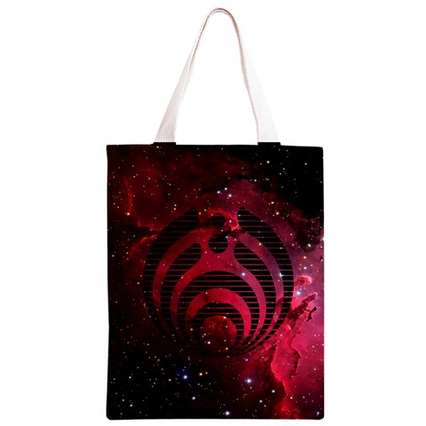 Bassnectar Galaxy Nebula Classic Light Tote Bag