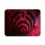 Bassnectar Galaxy Nebula Double Sided Flano Blanket (Mini)  35 x27 Blanket Back