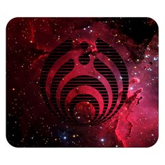Bassnectar Galaxy Nebula Double Sided Flano Blanket (Small)