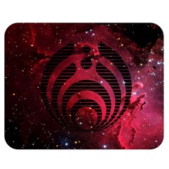 Bassnectar Galaxy Nebula Double Sided Flano Blanket (medium)