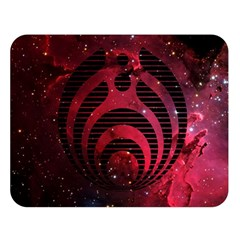 Bassnectar Galaxy Nebula Double Sided Flano Blanket (large)
