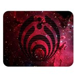 Bassnectar Galaxy Nebula Double Sided Flano Blanket (Large)  80 x60 Blanket Front
