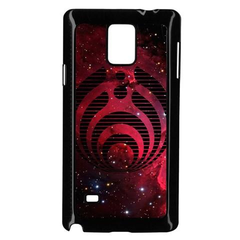 Bassnectar Galaxy Nebula Samsung Galaxy Note 4 Case (Black)