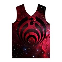 Bassnectar Galaxy Nebula Men s Basketball Tank Top
