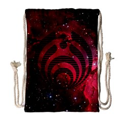 Bassnectar Galaxy Nebula Drawstring Bag (large)