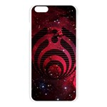 Bassnectar Galaxy Nebula Apple Seamless iPhone 6 Plus/6S Plus Case (Transparent) Front