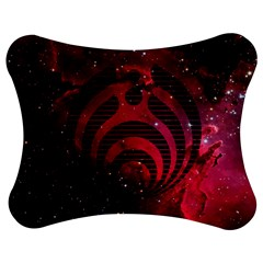 Bassnectar Galaxy Nebula Jigsaw Puzzle Photo Stand (Bow)