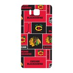 Chicago Blackhawks Nhl Block Fleece Fabric Samsung Galaxy Alpha Hardshell Back Case Front