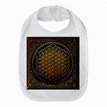 Bring Me The Horizon Cover Album Gold Bib Front