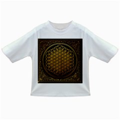 Bring Me The Horizon Cover Album Gold Infant/Toddler T-Shirts
