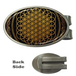 Bring Me The Horizon Cover Album Gold Money Clips (Oval)  Front