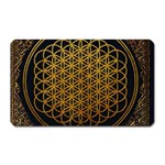 Bring Me The Horizon Cover Album Gold Magnet (Rectangular) Front