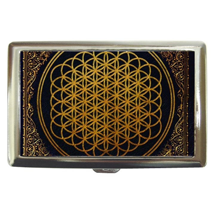 Bring Me The Horizon Cover Album Gold Cigarette Money Cases