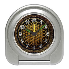Bring Me The Horizon Cover Album Gold Travel Alarm Clocks