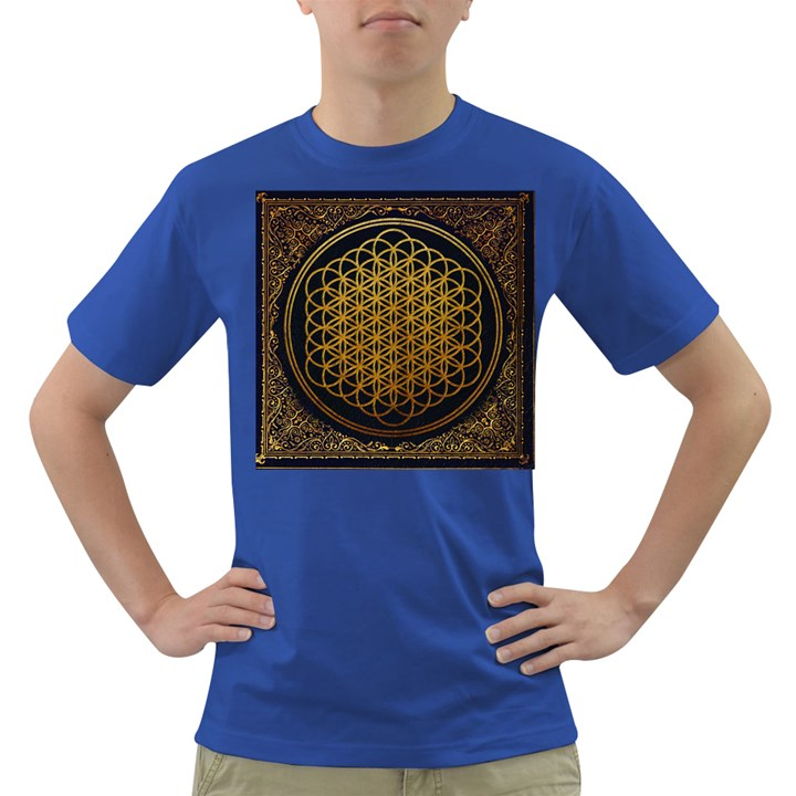 Bring Me The Horizon Cover Album Gold Dark T-Shirt