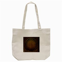 Bring Me The Horizon Cover Album Gold Tote Bag (cream)