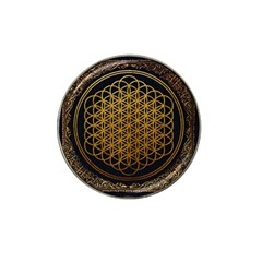 Bring Me The Horizon Cover Album Gold Hat Clip Ball Marker