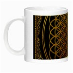 Bring Me The Horizon Cover Album Gold Night Luminous Mugs Left