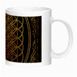 Bring Me The Horizon Cover Album Gold Night Luminous Mugs Right