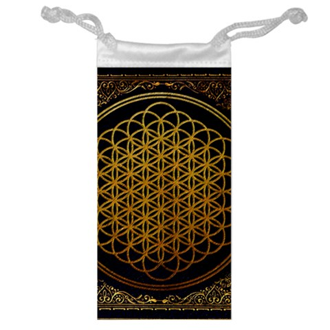 Bring Me The Horizon Cover Album Gold Jewelry Bags