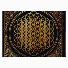 Bring Me The Horizon Cover Album Gold Collage Prints