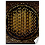 Bring Me The Horizon Cover Album Gold Canvas 18  x 24   24 x18 Canvas - 1