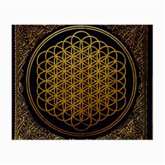 Bring Me The Horizon Cover Album Gold Small Glasses Cloth (2 Side)