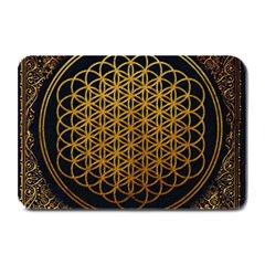 Bring Me The Horizon Cover Album Gold Plate Mats