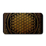 Bring Me The Horizon Cover Album Gold Medium Bar Mats 16 x8.5 Bar Mat - 1