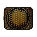 Bring Me The Horizon Cover Album Gold Netbook Case (Small)  Front
