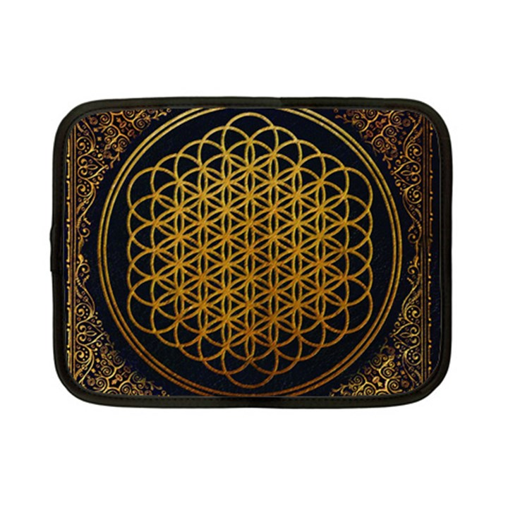 Bring Me The Horizon Cover Album Gold Netbook Case (Small)
