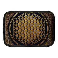 Bring Me The Horizon Cover Album Gold Netbook Case (medium)