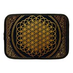 Bring Me The Horizon Cover Album Gold Netbook Case (Medium)  Front