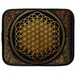 Bring Me The Horizon Cover Album Gold Netbook Case (Large) Front