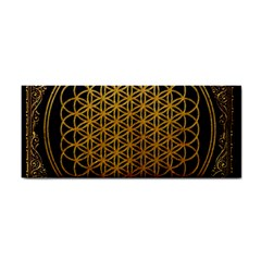 Bring Me The Horizon Cover Album Gold Hand Towel