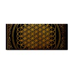 Bring Me The Horizon Cover Album Gold Hand Towel Front