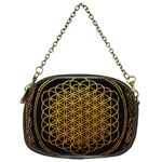 Bring Me The Horizon Cover Album Gold Chain Purses (One Side)  Front
