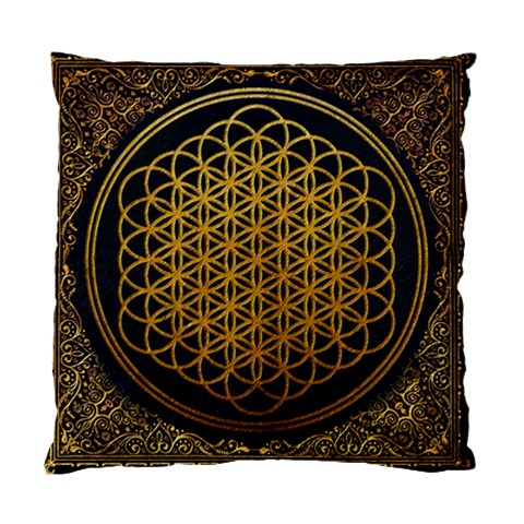 Bring Me The Horizon Cover Album Gold Standard Cushion Case (One Side)