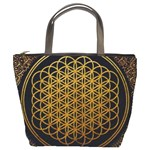Bring Me The Horizon Cover Album Gold Bucket Bags Front