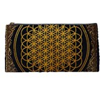 Bring Me The Horizon Cover Album Gold Pencil Cases Front