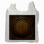 Bring Me The Horizon Cover Album Gold Recycle Bag (Two Side)  Back