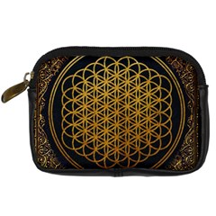 Bring Me The Horizon Cover Album Gold Digital Camera Cases