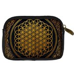 Bring Me The Horizon Cover Album Gold Digital Camera Cases Back